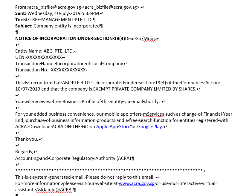 What is Certificate of Incorporation | BizTree